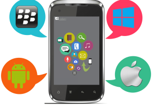 I will develop mobile app for company, business, website