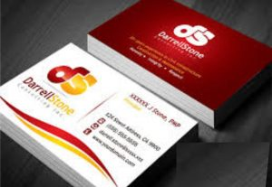 I WILL DESIGN THE WELL PRESENTABLE BUSINESS CARD FOR YOUR COMPANY