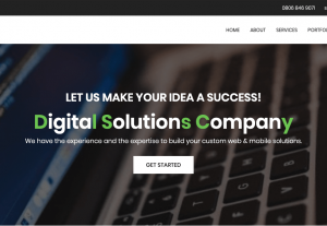 We will offer Responsive Website and Development Services